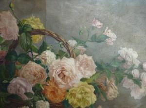 nettoyage bouquet de fleurs
